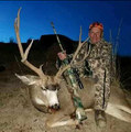 Hunt #5102 Guided Mule Deer/Elk on 14,000 Acres Private