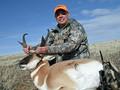 First antelope.
