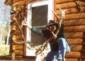 Trophy unit next door makes this outfitter successful.