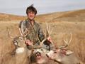 Hunt #5061 Guided Mule Deer/Elk/Antelope on 20,000 Acres Private