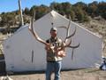 Trophy elk for a trophy hunter