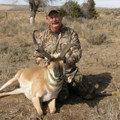 Another wall hanger antelope from private land.