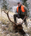 Happy elk hunter.