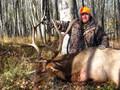 First elk hunt