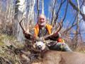 Mule deer trophy near Craig, CO.