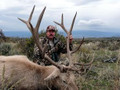 Hunt #9010 Guided Elk/Mule Deer/Antelope 100,000 Ac Private