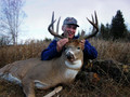 Hunt #9004 Guided Whitetail/Mule Deer/Antelope 14,000 Ac Private