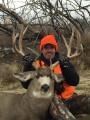 Nice buck deer.