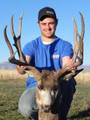 Hunt #6021 Guided Whitatail/Mule Deer 10,000 Ac Private