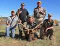 Discount Colorado elk mule deer drop camp hunts.
