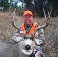 Colorado rifle season mule deer.
