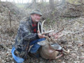 A whitetail buck worth the work.