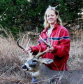 Hunt #6002 Semi-Guided Mule Deer/Whitetail 3,000 Ac Private