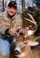 Semi-guided whitetail hunt