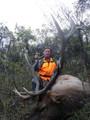 Big trophy public land rifle hunt.