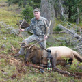High country elk hunt is success.