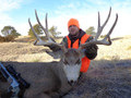 Very wide muley.