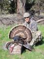 Successful Nebraska turkey hunting private land.