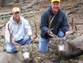 Successful trip for mule deer.