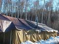 Base camp elk hunt.
