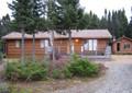 The lodge.