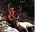 Rifle season success on elk.