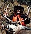 Mule deer is a monster.