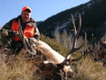 High country elk hunt.