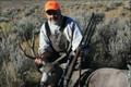 Another happy mule deer hunter.