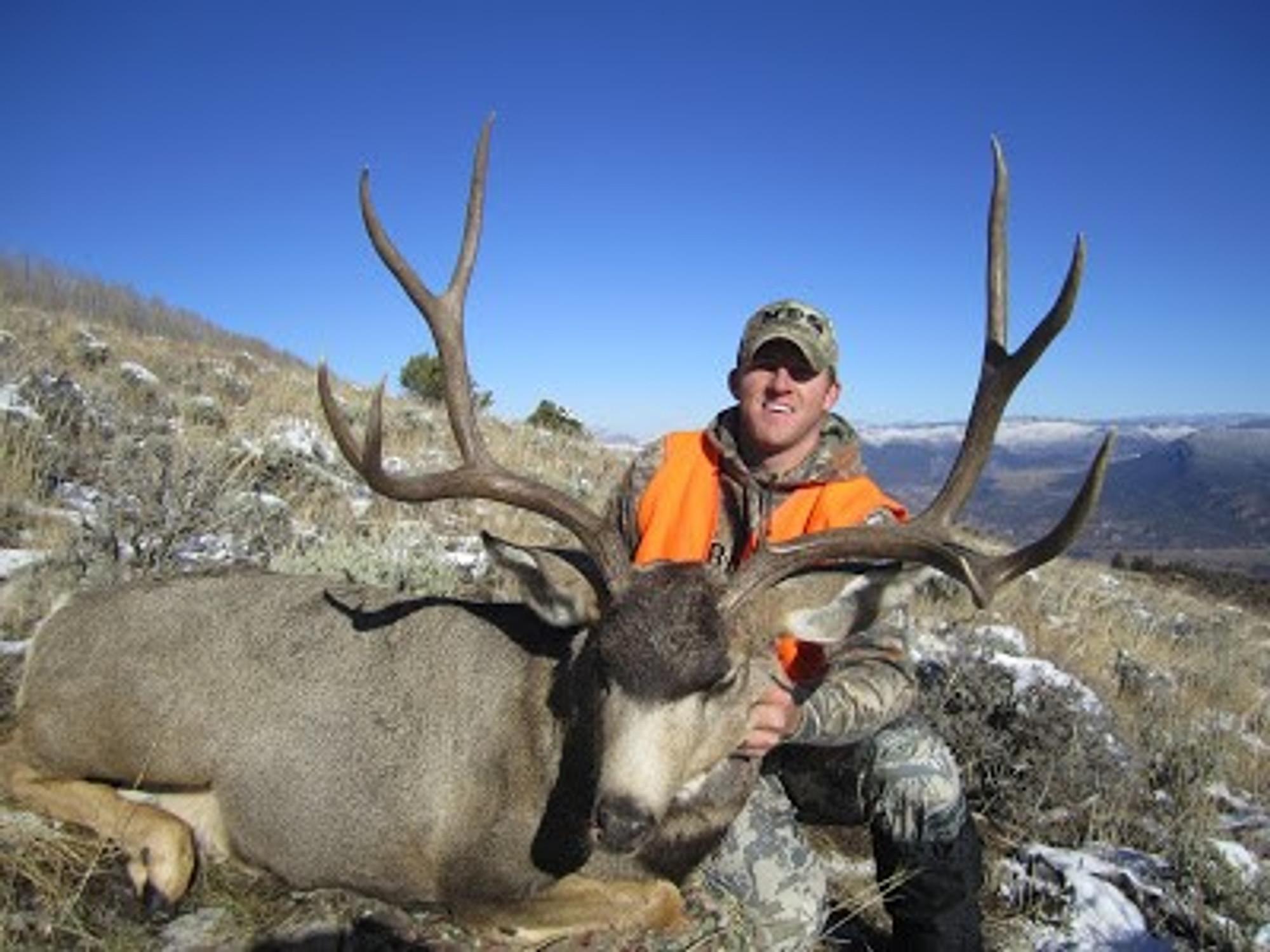 Hunt 9002 Diy Drop Camps Elk Deer Antelope Private Public