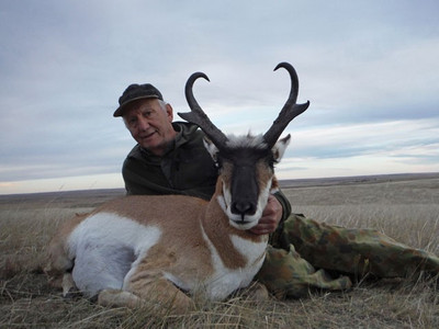 Hunt #9020 Guided Antelope/Elk/Whitetail/Mule Deer Private Property