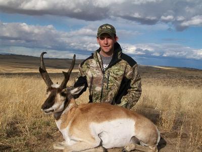 Pronghorn plains Colorado hunt