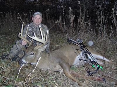 Archery hunt Nebraska lease