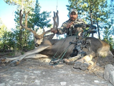 Mule deer licenses are tough to get in New Mexico.