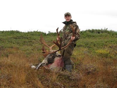 Caribou hunter