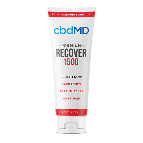 cbdMD Recover - Pain Relieving Formula 1500mg