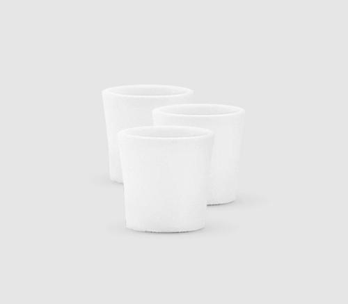 Puffco Peak Ceramic Bowl - 3-pack