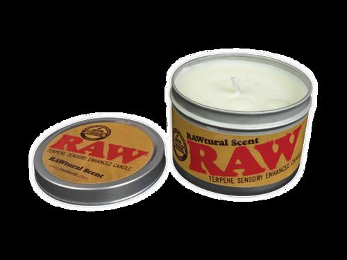 Raw Terpene Candle