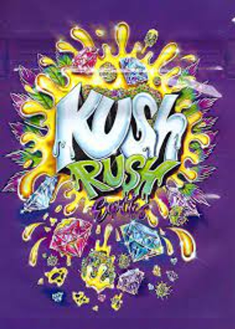 Kush Rush - Small Smellproof Bags (Pack of 100)