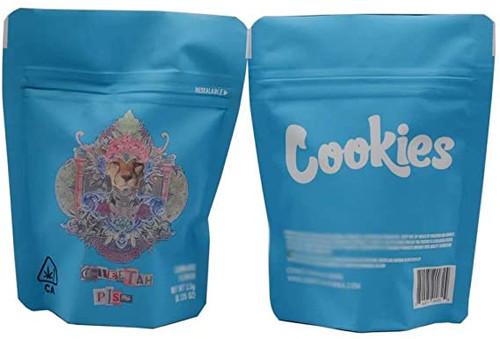 Cookies - Medium Smellproof Bags (Pack of 100)