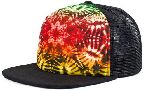No Bad Ideas Bongo Trucker Hat