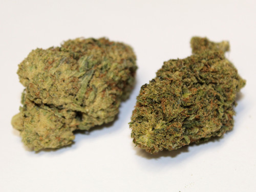 Fortified Bubba Kush Delta 8 THC Flower (Indica)