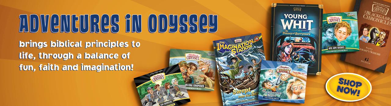 Adventures in Odyssey store