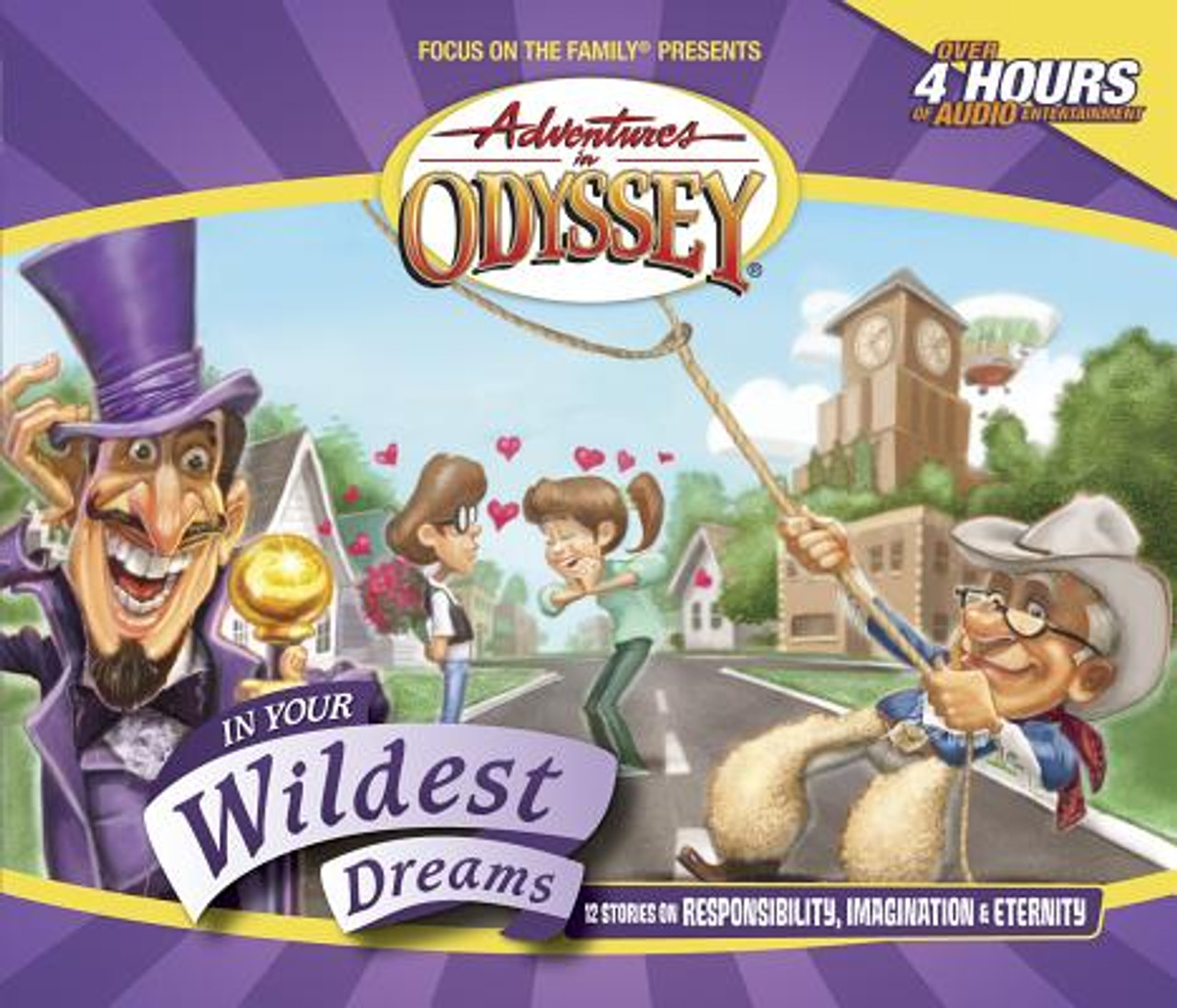 Adventures in Odyssey #34: In Your Wildest Dreams - Store  Focus on the Family