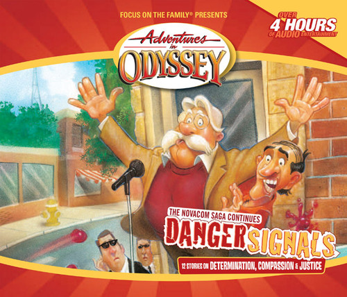 Adventures in Odyssey #36: Danger Signals (Digital)