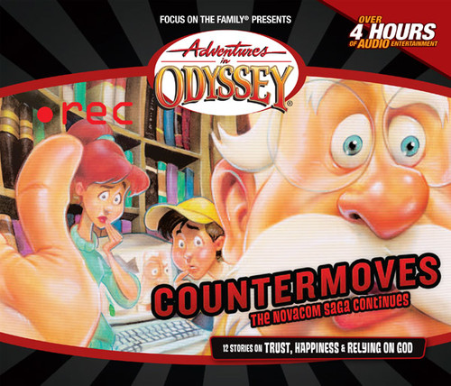Adventures in Odyssey #37: Countermoves (Digital)