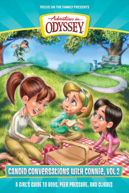 Adventures in Odyssey Candid Conversations with Connie, Volume 2 (eBook)