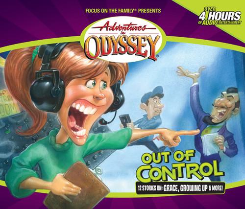 Adventures in Odyssey #40: Out of Control (Digital)