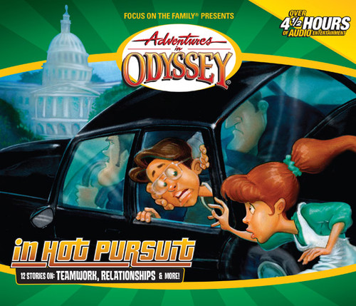 Adventures in Odyssey #41: In Hot Pursuit (Digital)
