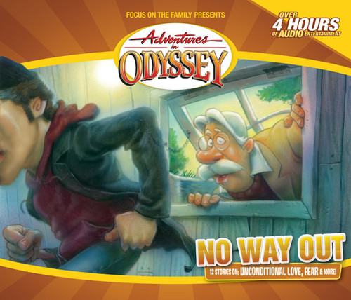 Adventures in Odyssey #42: No Way Out (Digital)